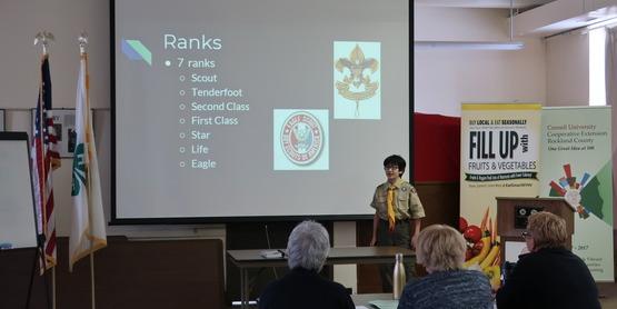 Public Presentations - Nick