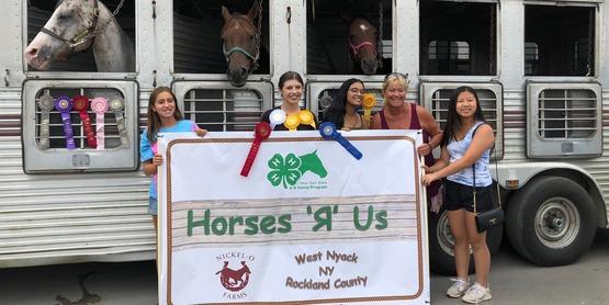 Horses 'R' Us 4-H Club