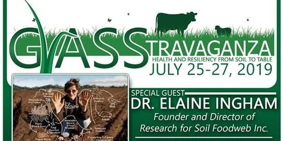 Grasstravaganza July 25-27 2019. For more information visit www.cobleskill.edu/grasstravaganza