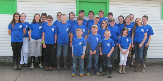 2018 Dairy Camp is scheduled for June 1-3.  Registratoin is open