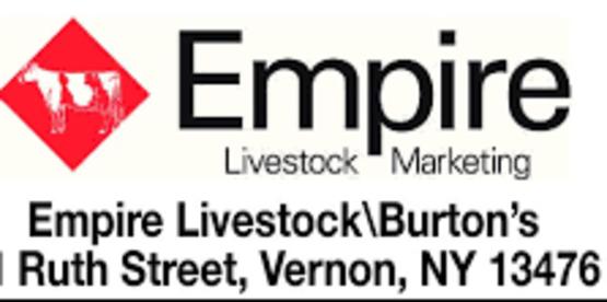 Empire Livestock Reports
