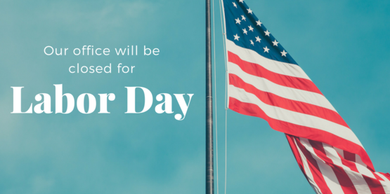 Labor day closed holiday