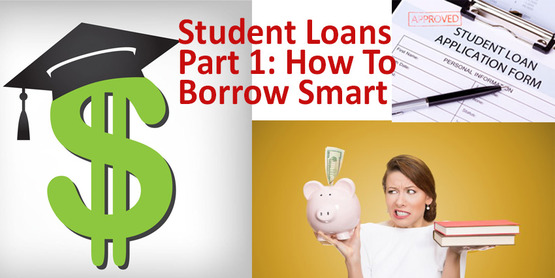 student loans borrowing smart