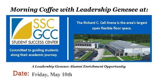 LG May Morning Coffee GCC
