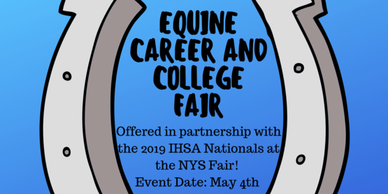Equine Career and College Fair