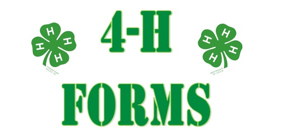 4-H Forms