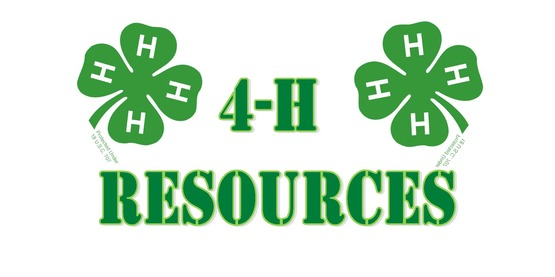 4-H Resources