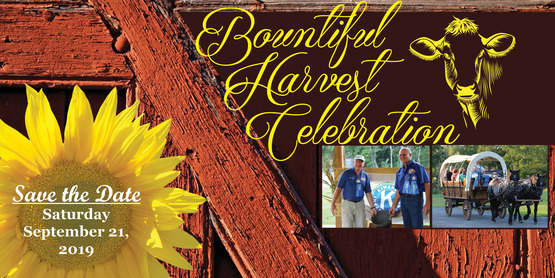 Bountiful Harvest Banner