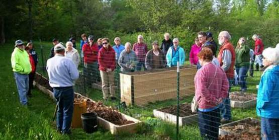 Cornell Cooperative Extension Chautauqua County's Master Gardeners Program is excited to announce  their second Evening in the Garden on June 17, 2015 at 6:00 pm in the demonstration garden area at the Frank Bragg Agriculture Center.