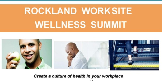 Rockland Worksite Wellness Event