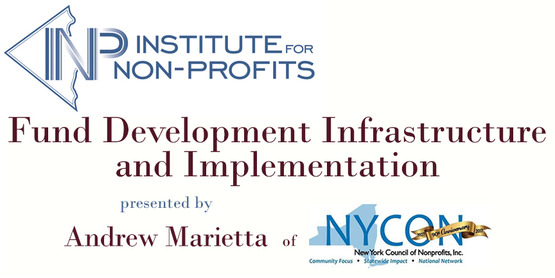 NYCON on Fund Development