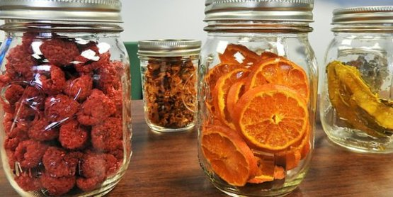 Fruit, Dehydration, Master Food Preserver