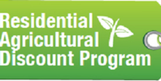 National Grid Residential Agricultural Discount Program