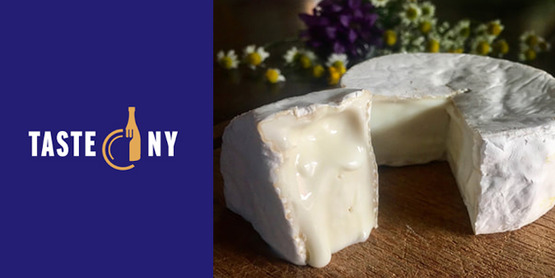 You can try this cheese at the Taste NY store on June 28th
