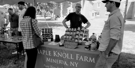 Maple Knoll at Ag Day 2018