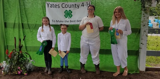 Yates County 4-H Spectacular, 2021