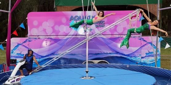 Aquatic Acrobatic Show