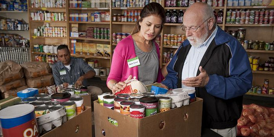 Visit our Food Pantry links for a list of daily pantries & meal sites.