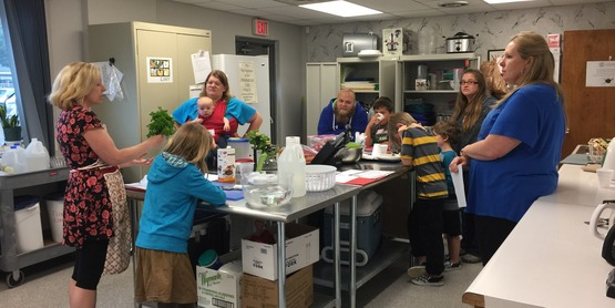 Cornell Cooperative Extension | Family Cooking Classes on
