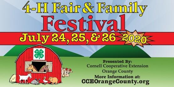 4-H Fair & Family Festival