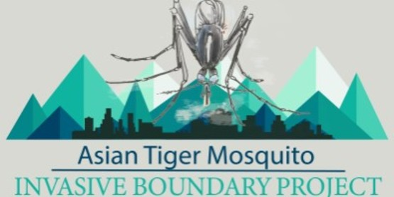 Asian Tiger Mosquito Invasive Boundary Project