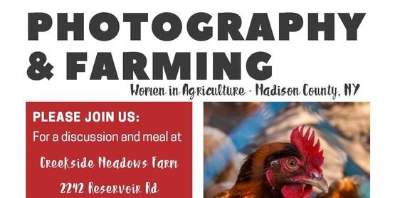 Photography & Farming