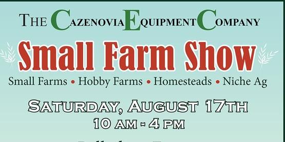 Small Farm Show