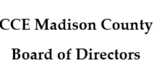 CCE Madison County Board of Directors