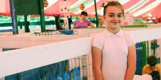 4-H Youth at Jefferson County Fair