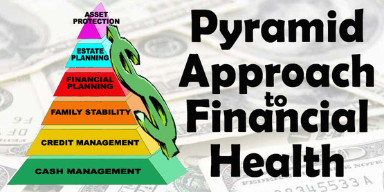 Pyramid Approach to Financial Health