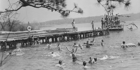 Pinecrest Dunes Camp: 1931-1970