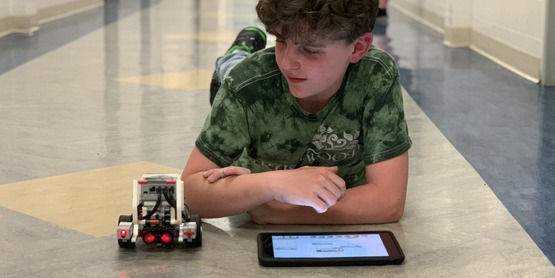 Student and EV3