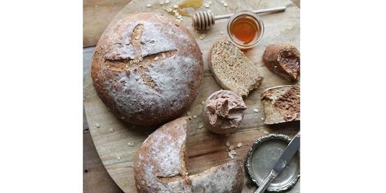 fall bread/soup