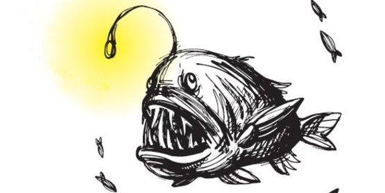 anglerfish SSMC Northport Creepy Creatures