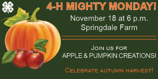 Mighty Monday November web banner