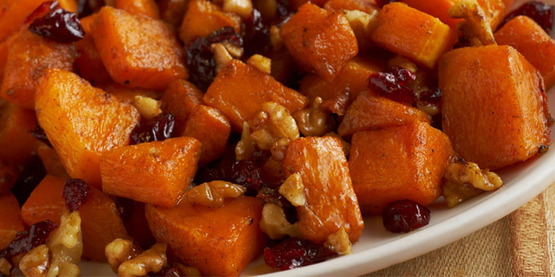 Holiday Roasted Butternut Squash from Cooking Matters