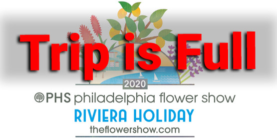 Philly Flower show 2020