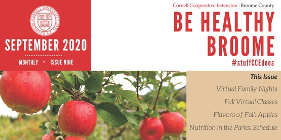 Be Healthy Broome September 2020