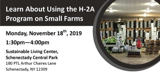 Learn About Using the H-2A Program on Small Farms