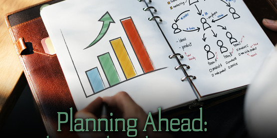 Planning ahead planned giving