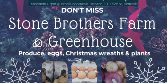 Don't Miss Stone Brothers Farm!