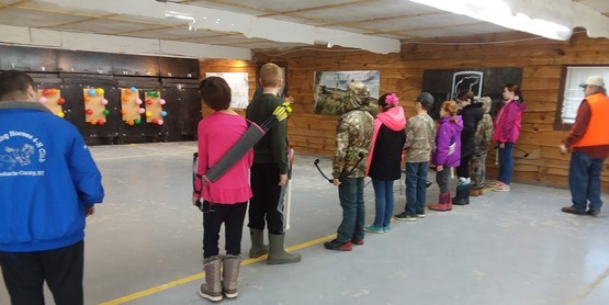 Schoharie 4-H Into to Archery Workshop