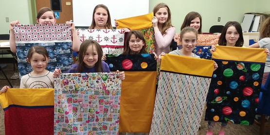 Sewing Camp 2019