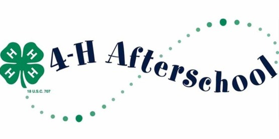4-h afterschool logo