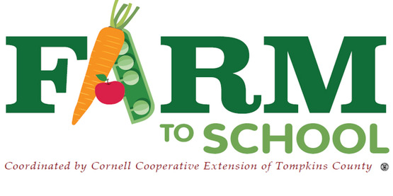logo for the Farm to School program
