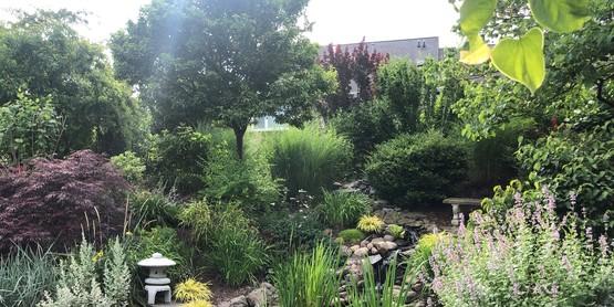 Van Sickle Garden.