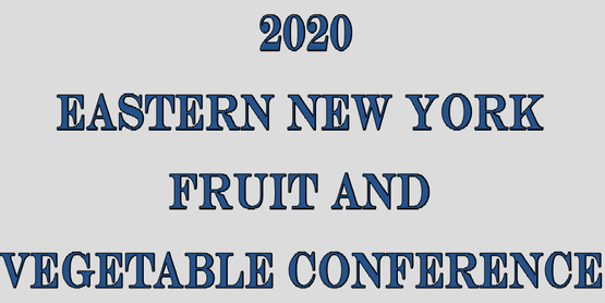 2020 Eastern New York Fruit and Vegetable Conference