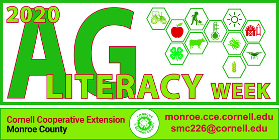 Ag Literacy Banner