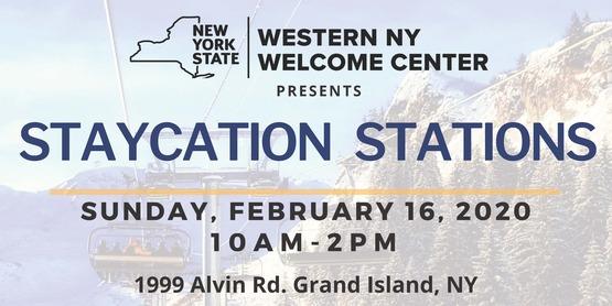 Staycation Stations Taste NY