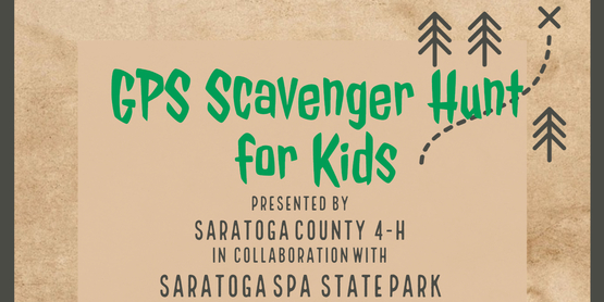 GPS Scavenger Hunt for Kids